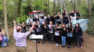 Bristol Youth Choir conducted by David Ogden